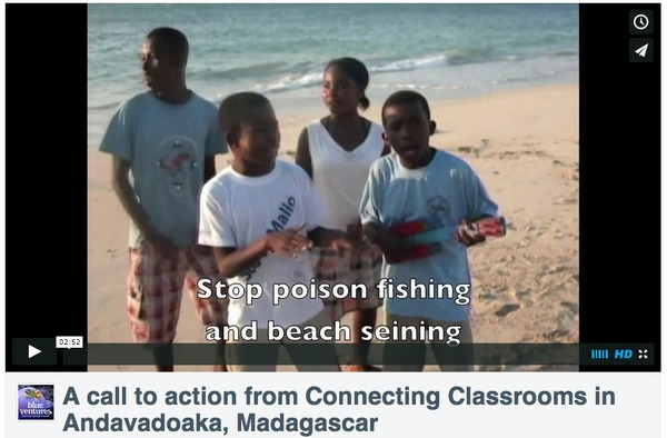 Connecting Classrooms video